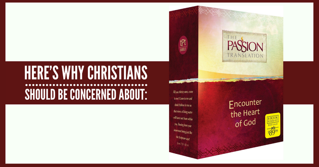 Here's Why Christians Should Be Concerned About The Passion